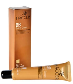 Haccer Doğal Bb Krem (02 Medium) 40Ml