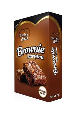 Farina Bella Brownie 262Gr