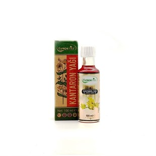 EUROPE VİTAL Kantaron Yağı - 100 Ml